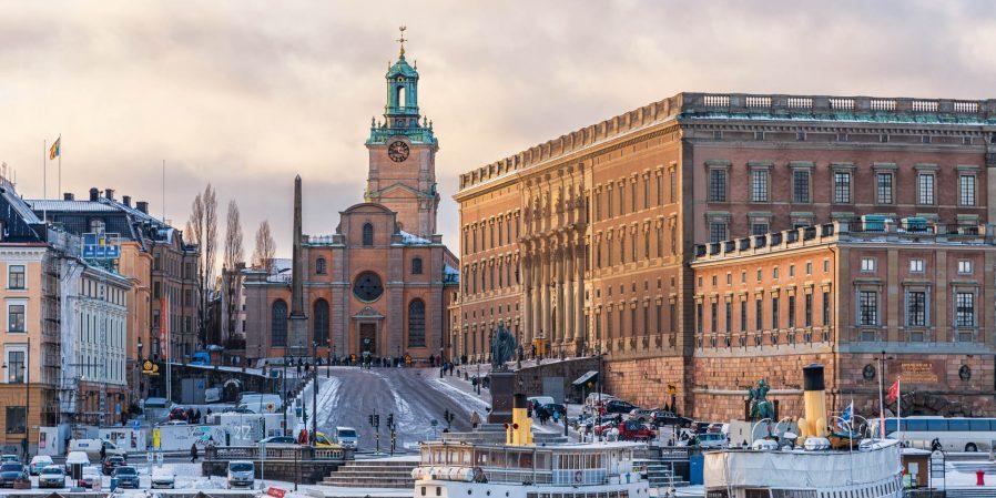 Storkyrkan (Stockholm Cathedral)