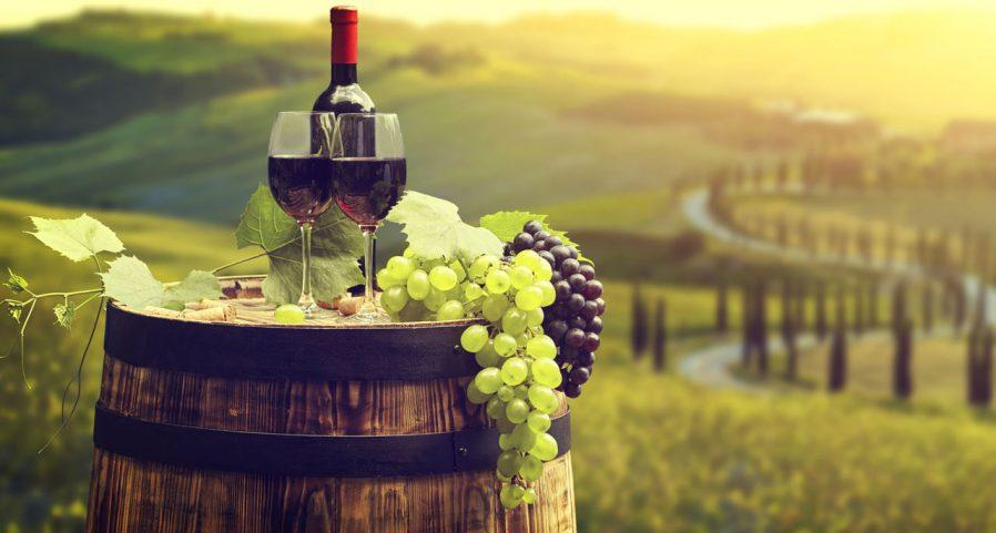 Toskana Şarabı
