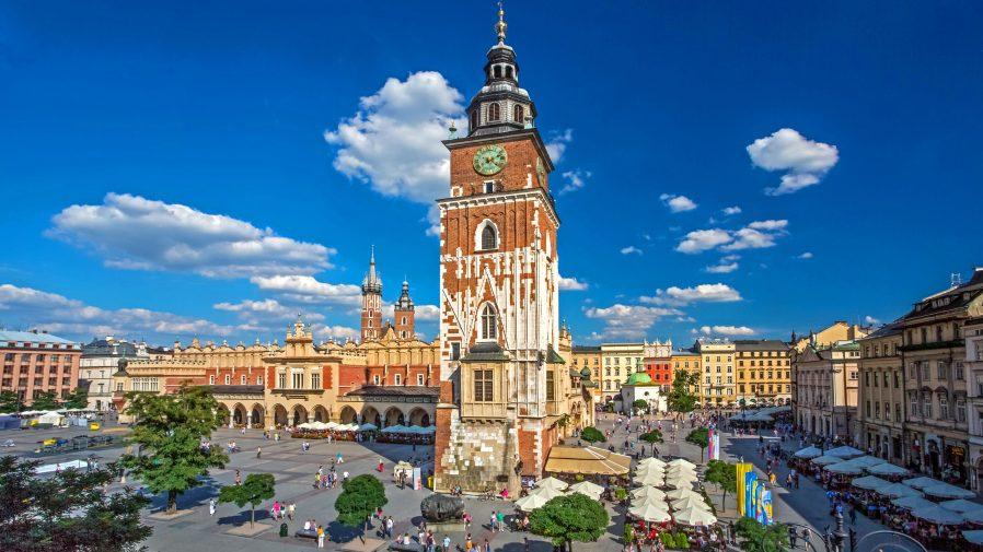 Town Hall Tower (Krakow Belediye Binası Kulesi)