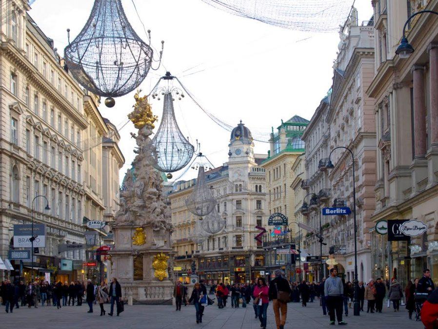 Viyana'da Alışveriş Yapılacak Yerler