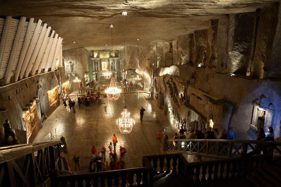 Wieliczka Salt Mine (Wieliczka Tuz Madeni)