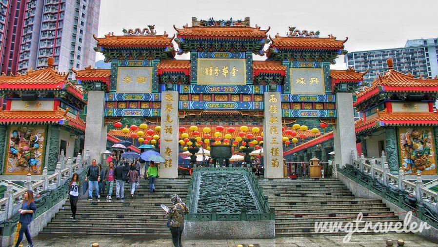 Wong Tai Sin Tapınağı