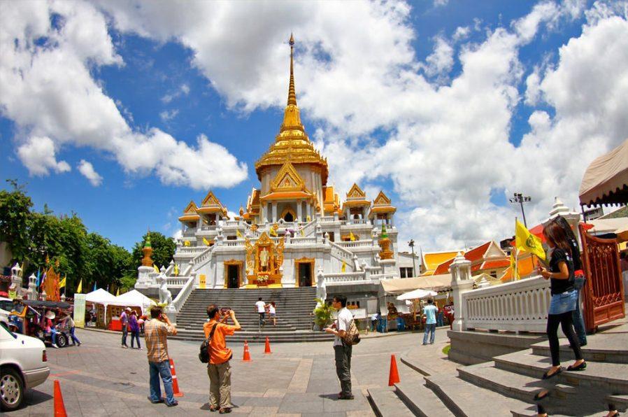 Altın Buda Heykeli (Wat Traimit)