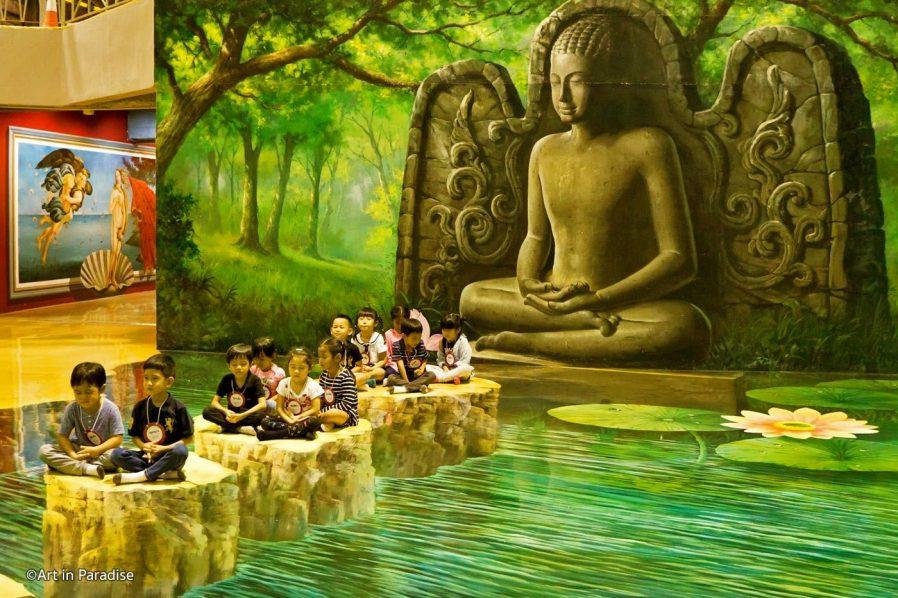 Art In Paradise Galerisi'nde Sanatı Bizzat Yaşayın