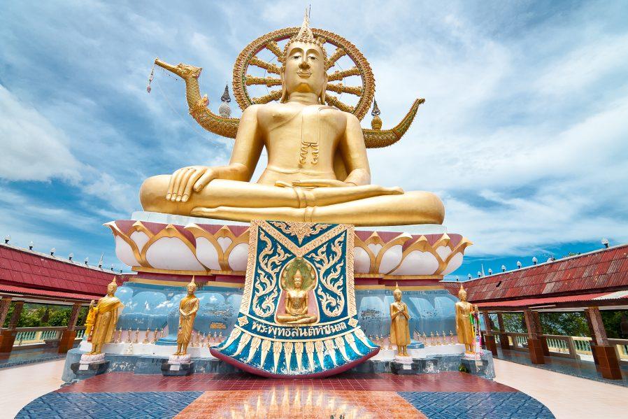 Big Buddha (Wat Phra Yai Temple)