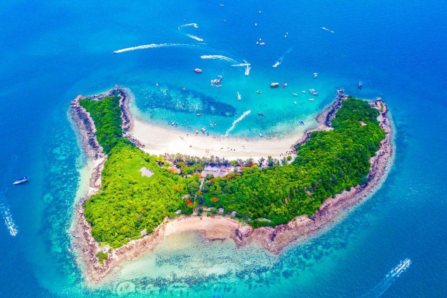 Koh Larn Island (Mercan Adası)