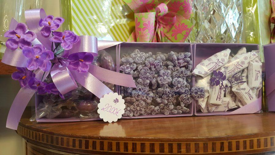 La Violeta'dan Menekşeli Ürünler