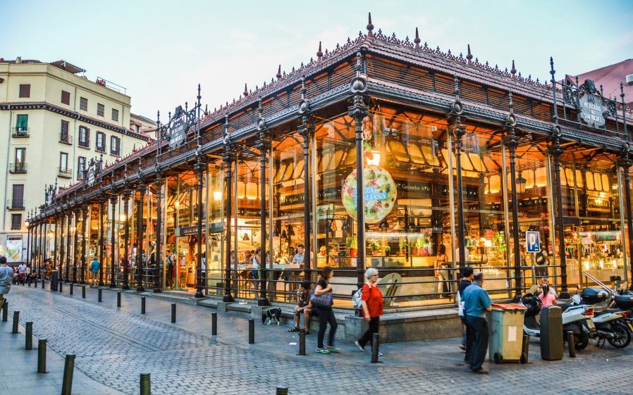 Madrid Alışveriş Hakkında Bilgiler