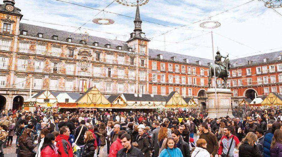 Madrid'in Renkli Pazarlarını Keşfedin
