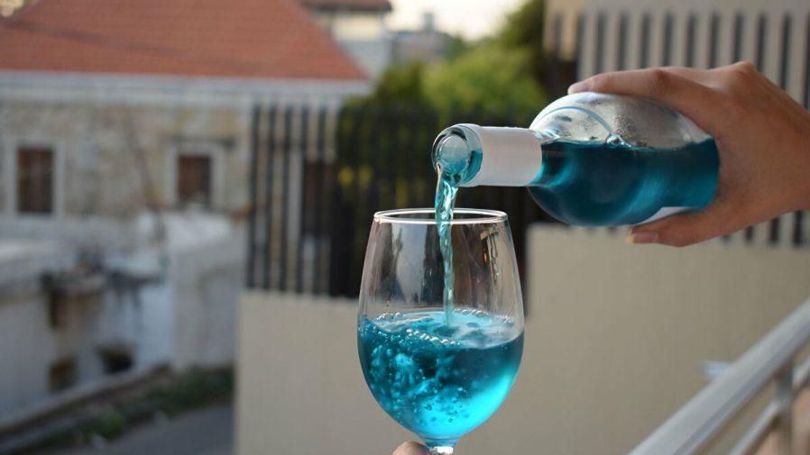 Mavi Şarap
