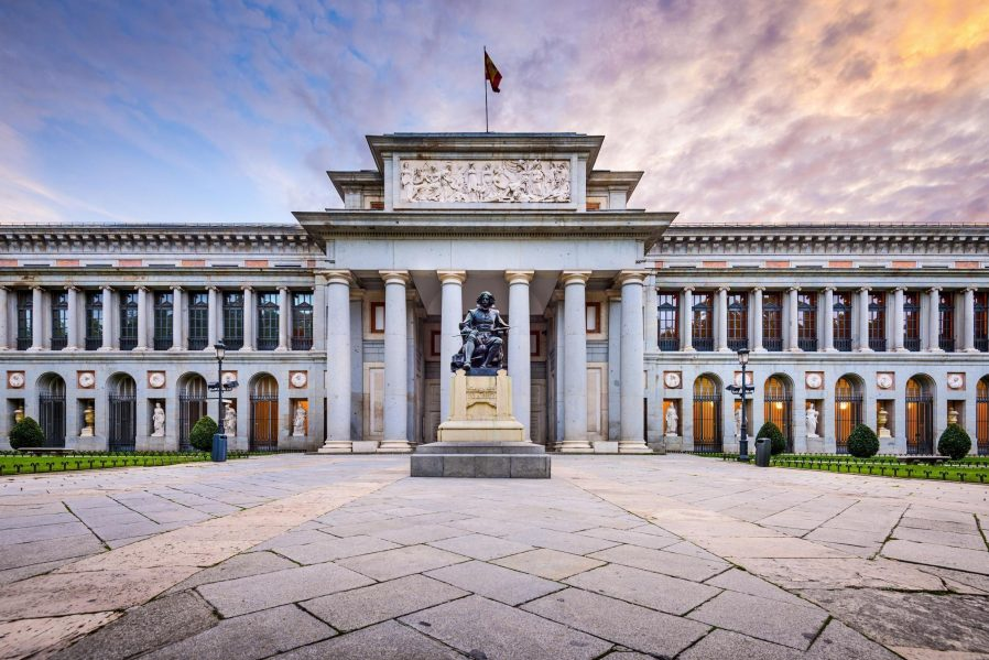 Prado Müzesi'ni Gezin
