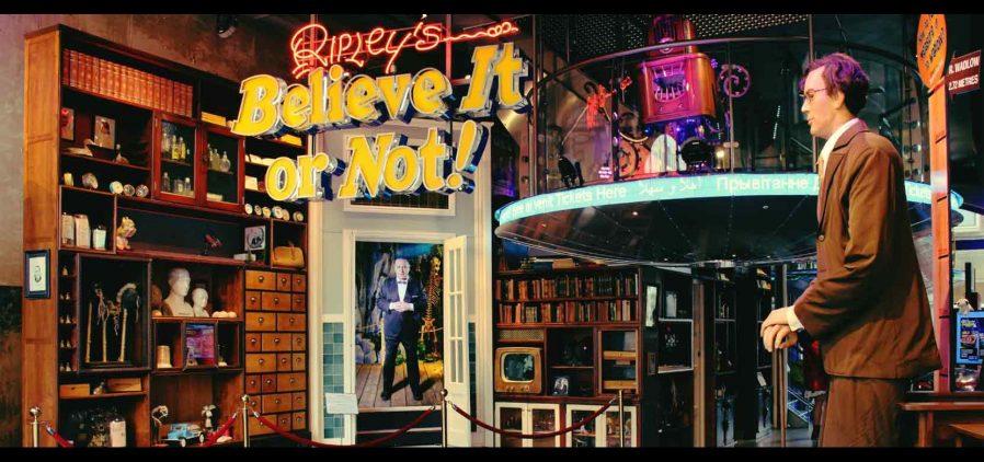 Ripley's Believe It or Not Müzesi'nde Hayretler İçinde Kalın