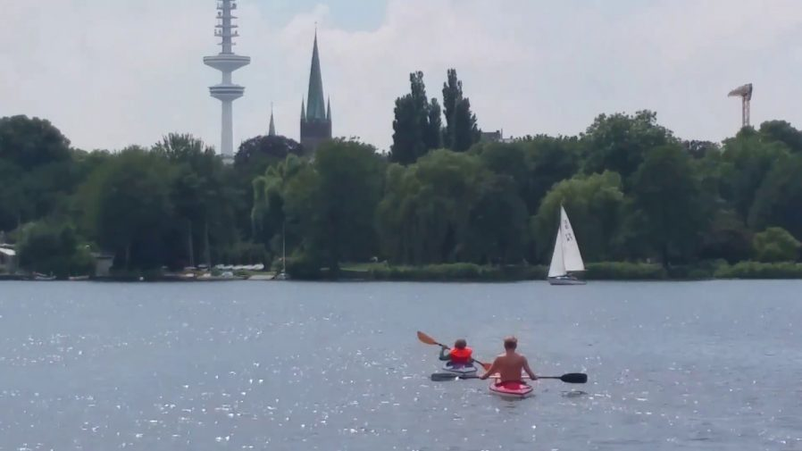 Alster Gölü