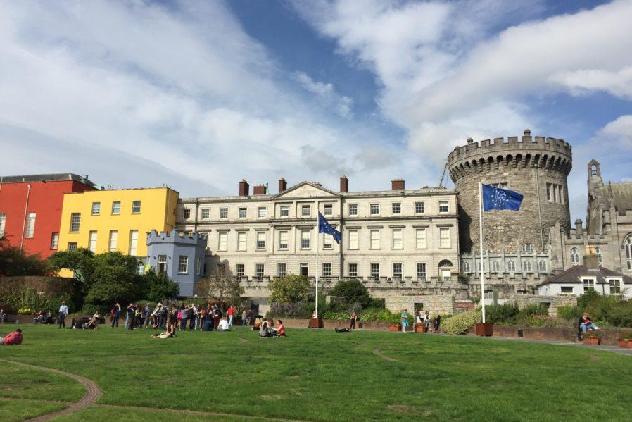 Dublin Kalesi'ni Gezin