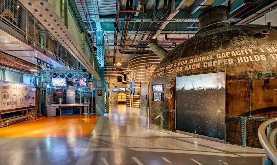 Guinness Storehouse Factory'de Biralarının Tarihçesini Keşfedin