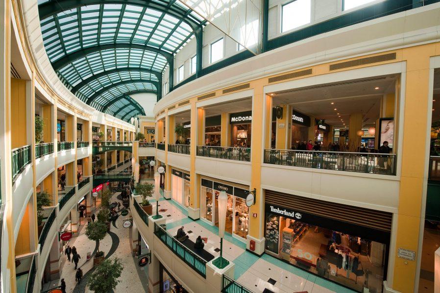 Lizbon Alışveriş Merkezleri
