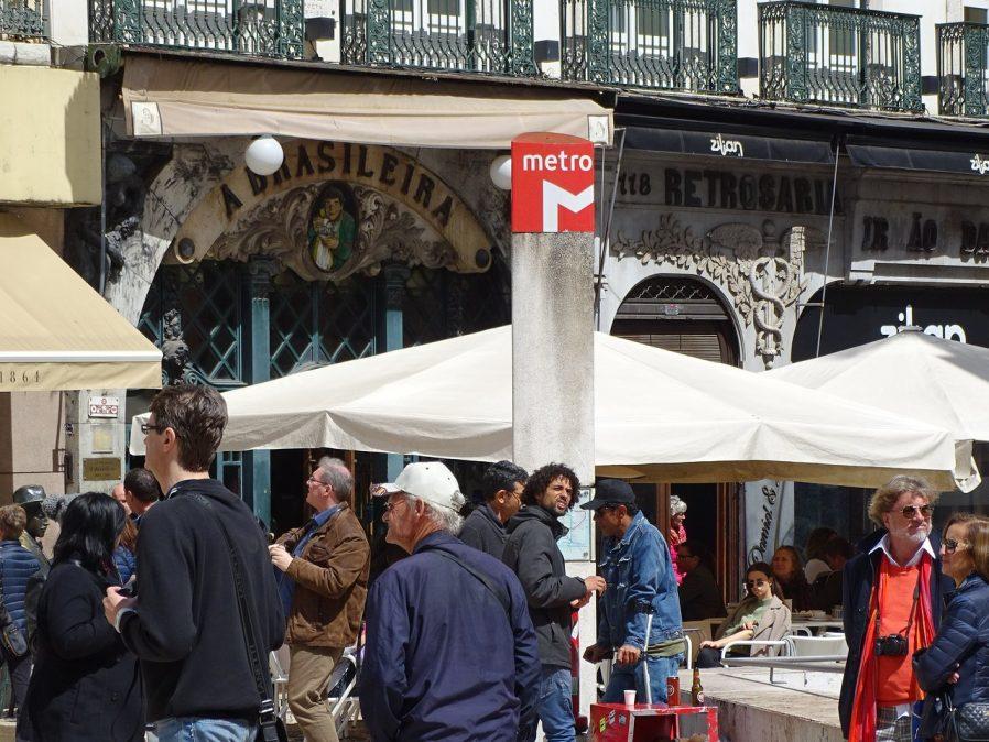 Lizbon Pazarlarını Gezin