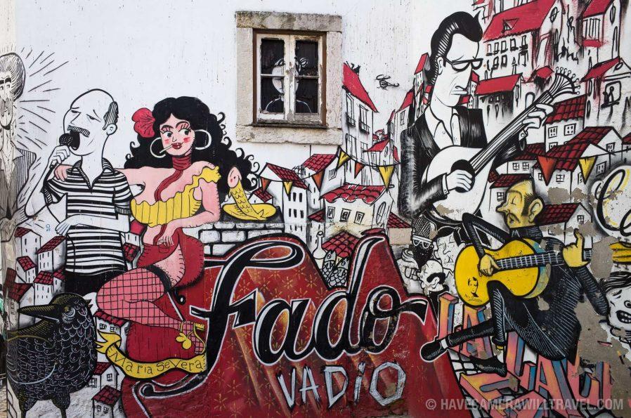 Lizbon'un Yaratıcı Graffitilerini Görün
