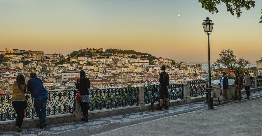 Miradouroslar'dan Şehri Seyredin
