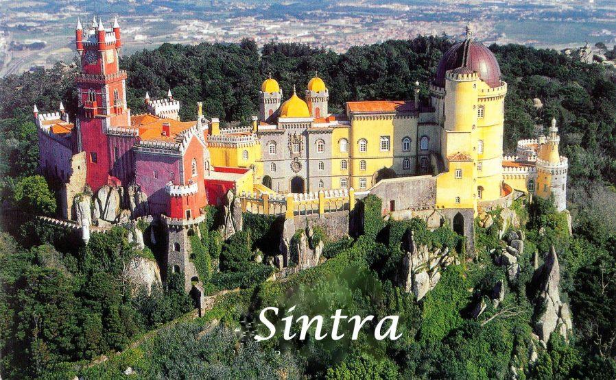 Sintra Kasabası