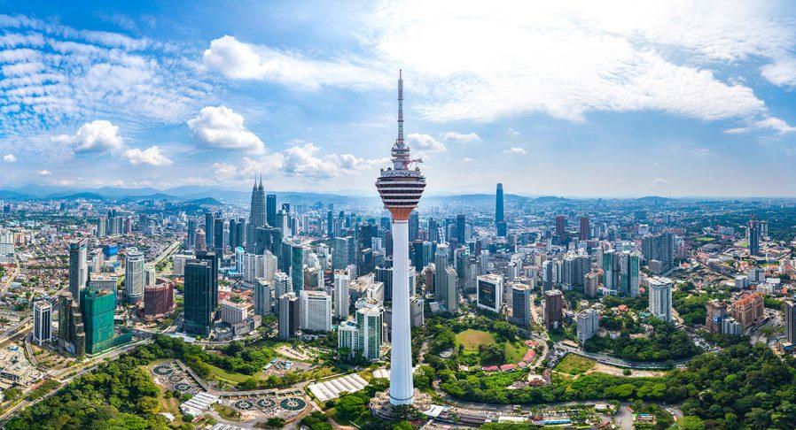 Kuala Lumpur Kulesi'nden Şehri Seyredin