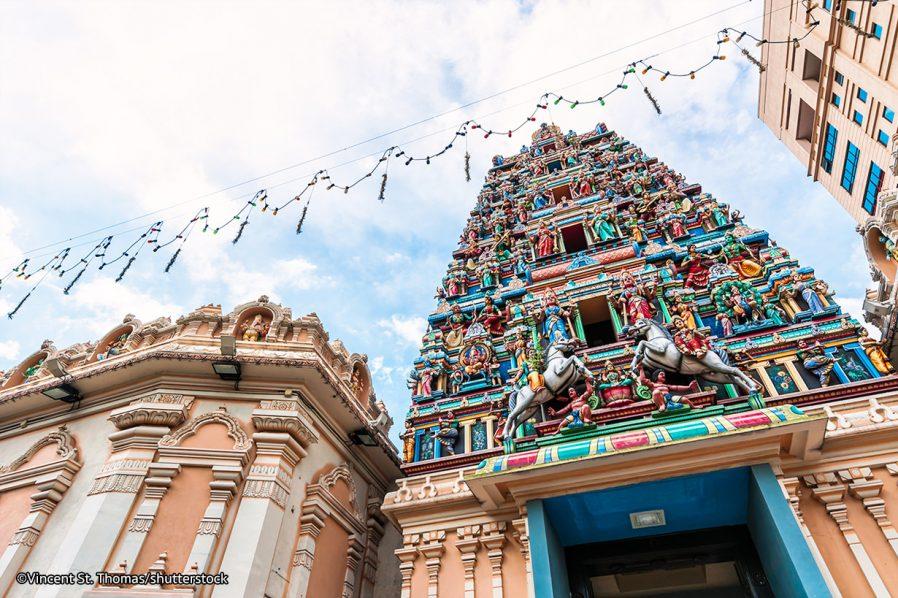Sri Mahamariamman Tapınağı