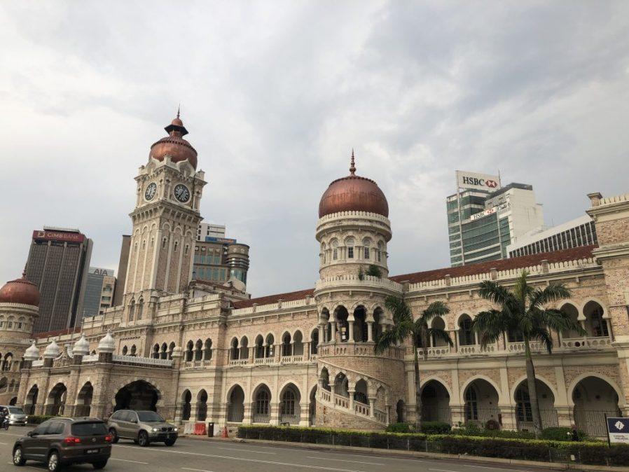 Sultan Abdul Samad Binası