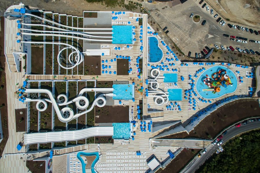 Aquapark'ta Çocuklar Gibi Eğlenin ya da Çocuklarınızı Eğlendirin
