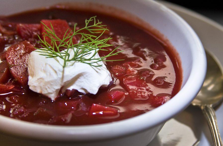 Borsch (Borç Çorbası)