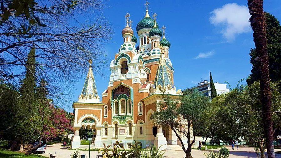 Cathedrale Orthodoxe Saint Nicholas