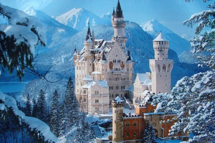 Güney Almanya'nın Büyüleyici Taşrasını Keşfedin