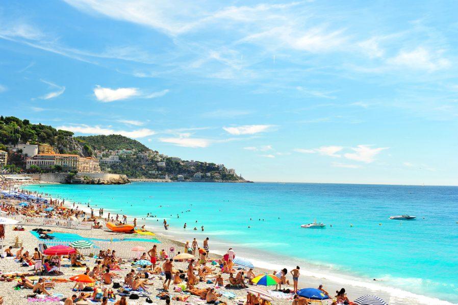 Kendinizi Akdeniz'e Bırakın, Bol Bol Yüzün