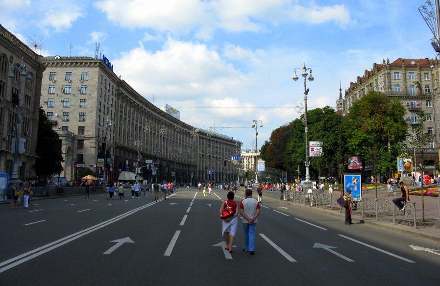 Kiev'de Alışveriş Yapılacak Yerler