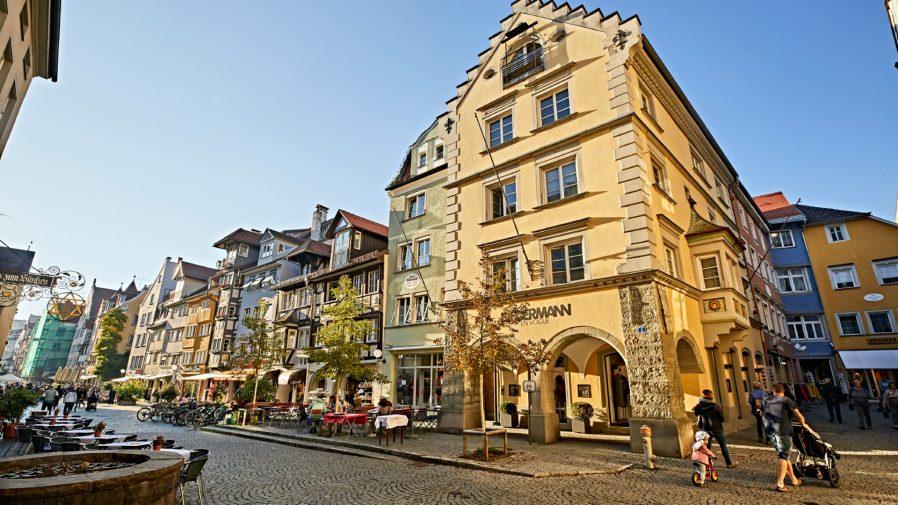 Münih Alışveriş Caddeleri & Semtleri