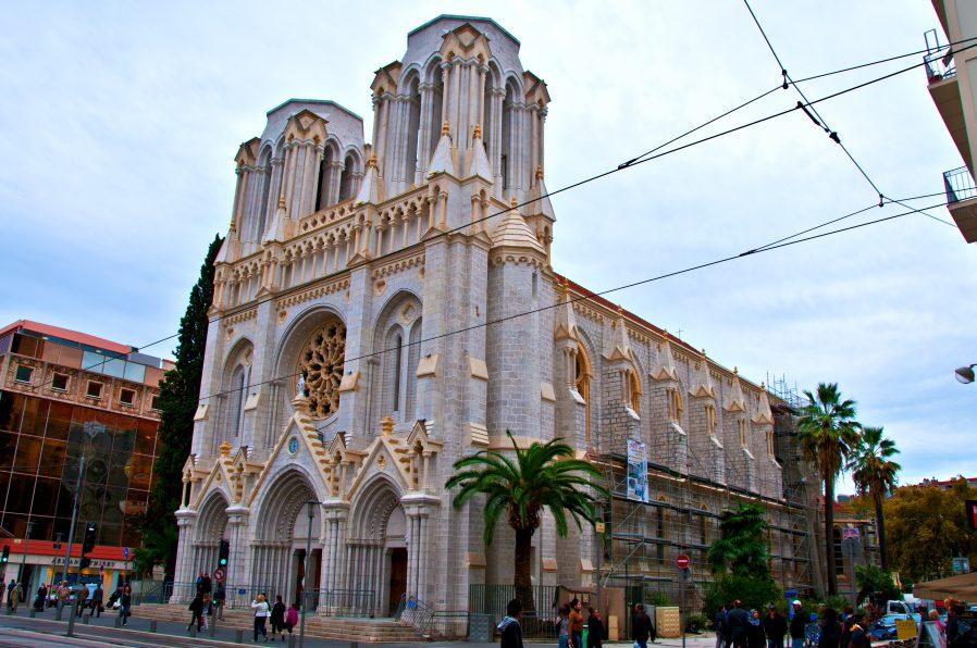 Notre Dame de Nice Bazilikası