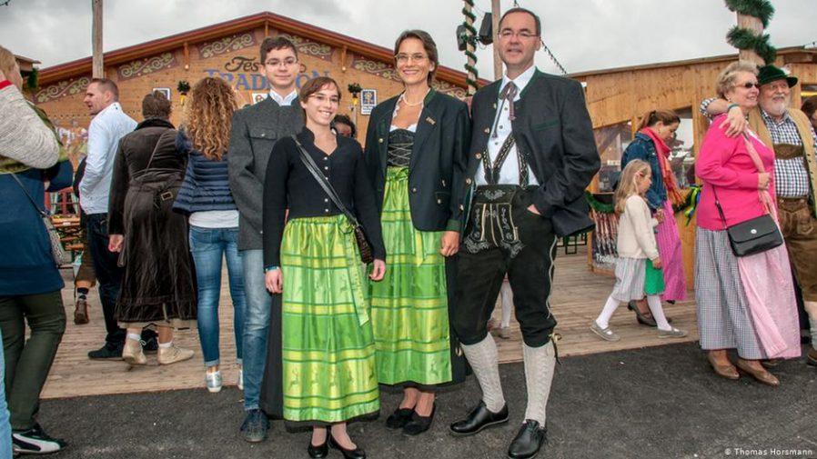 OktoberFest Kostümü