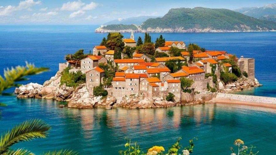 Sveti Stefan Adası