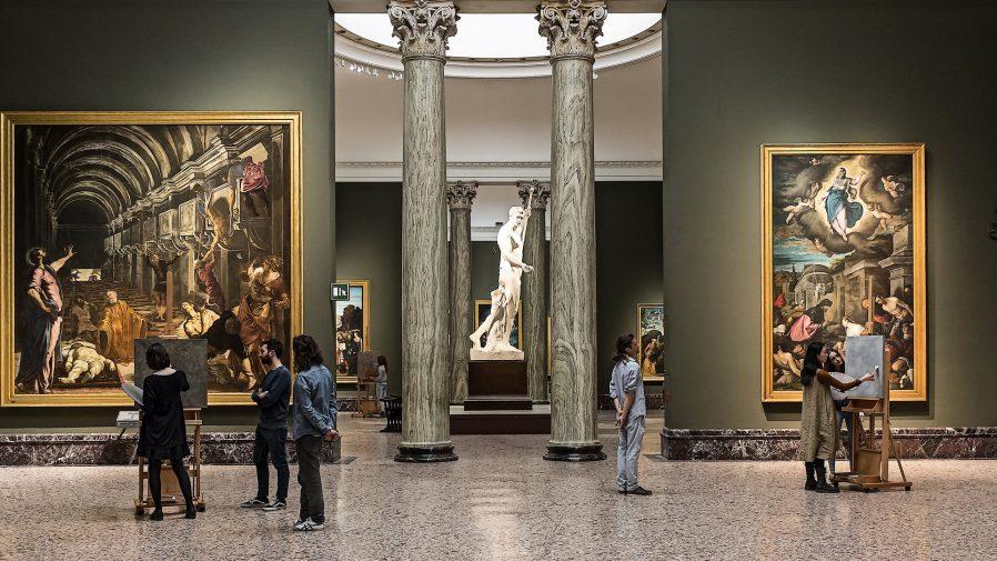 Brera Sanat Galerisi (Pinacoteca di Brera)