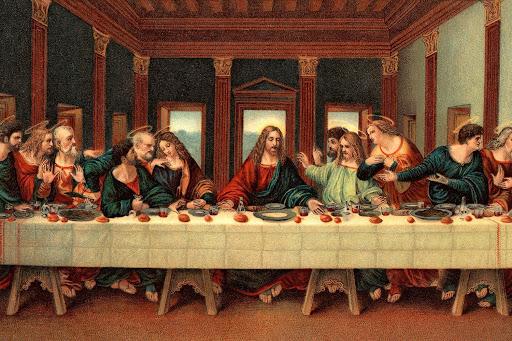 """Da Vinci'nin Ünlü """"Son Yemek"""" Freskini Yerinde Görün"""