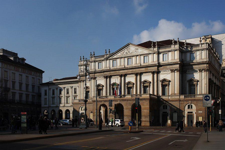 La Scala Opera Evi (Teatro alla Scala)